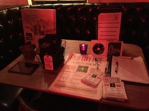 Fair City Fire Booth - Lambert's